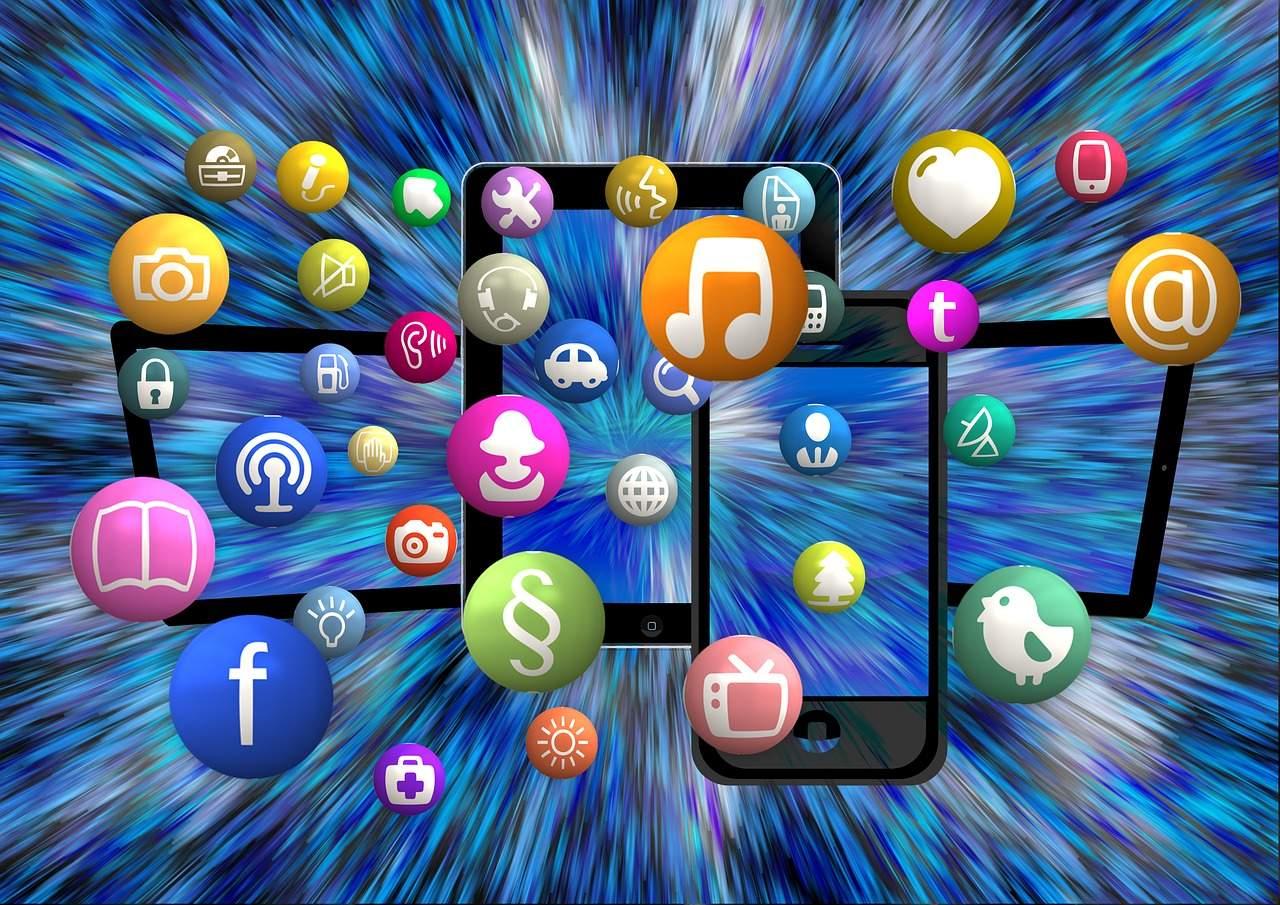 marketing das redes sociais